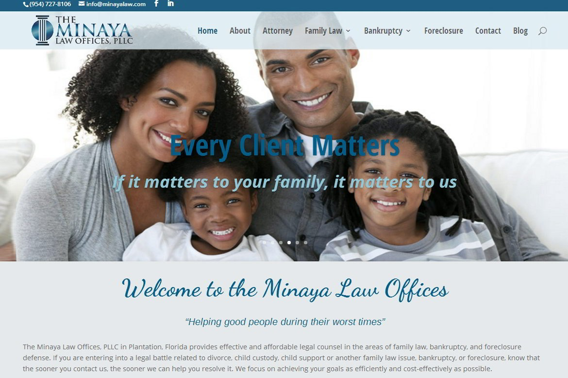 Minaya Law Offices, PLLC Plantation Florida